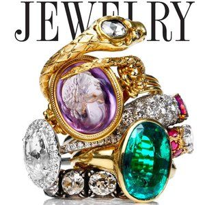 🆕📆 JEWELRY💍 Page-a-Day Fashion Gallery Calendar